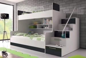 łóżka Piętrowe Salonmeblecompl
